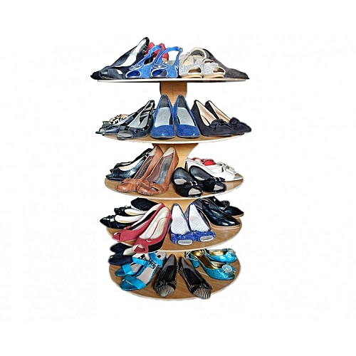 Unisex Shoe Rack For 30 Pairs Of Shoes