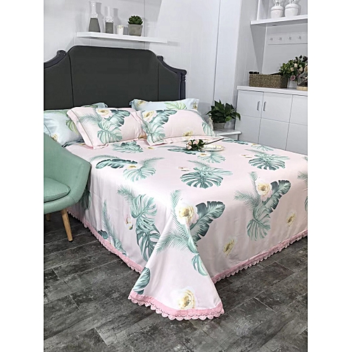 Cool Feeling Tencel Mattress With Pillow Case