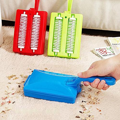 Handheld Carpet Table Sweeper Crumb Cleaner Roller Brush