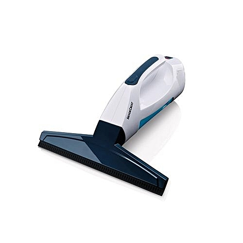 Cordless Window Vacuum Cleaner, Rechargeable Lithium Battery 3.7v