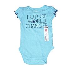 80b5c95c4 One Piece Future World Changer Girl's Bodysuit