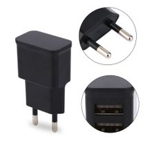 2A Dual 2Ports USB EU Wall Charger Adapter For Samsung IPhone HTC MOTO Perfect