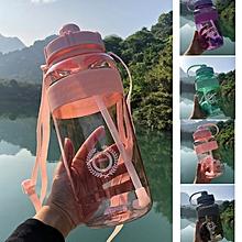 Sports Water Bottle,2000ml Portable Water Drinking Bottle for sale  Nigeria