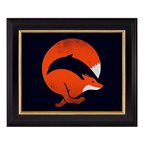 8x12 Inches Picture Frame - DogFish