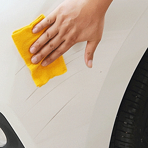 Magical Nanotechnology Car Scratch Remove Cloth Strong Decontamination Traces Repair Legendary Cloth
