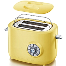 fc104b066fa MINI Household Electrical Toaster Breakfast 2 Slices Bread Baking Maker Automatic  Breakfast Machine Toast Oven Grill