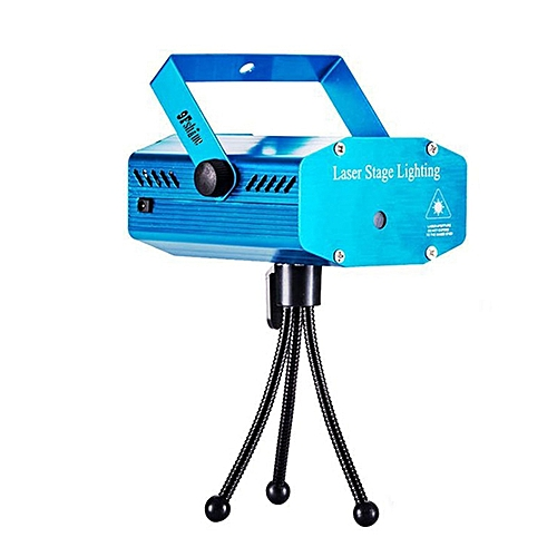 LED Projector Laser Disco Light Mini Auto Flash RG Led Sound Laser Lamp Activated For DJ Disco Party Soundlights Stage Lights WOEDB
