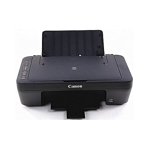 Pixma E414 Inkjet All-In-One Color Printer