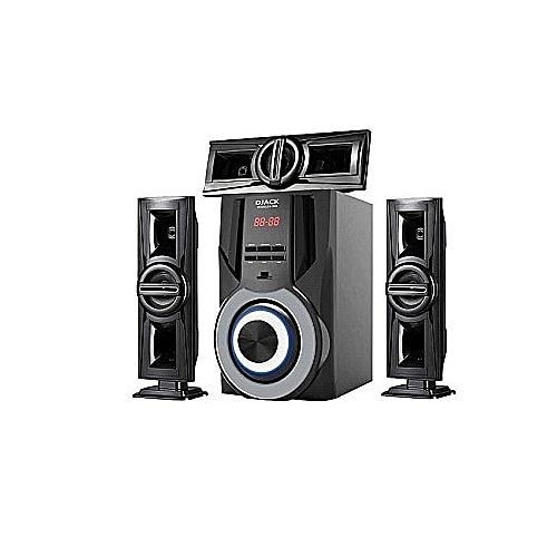 D Jack 3.1ch Bluetooth Home Theatre System DJ 1003