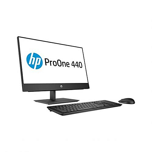 PROONE 440 G4 ALL-IN-ONE DESKTOP PC (4NU44EA) INTEL® CORE™ I7 1TB/8GB FREEDOS