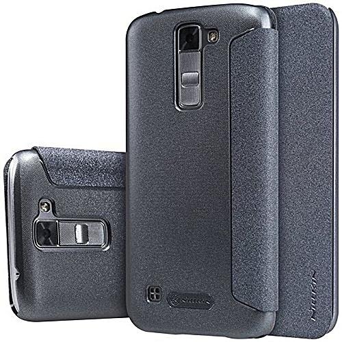 low priced 8462e 98f69 Flip Cover Case For LG K7 - Black