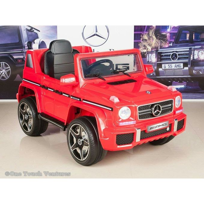 Mercedes benz g wagon ride on red buy online jumia for Buy mercedes benz g class