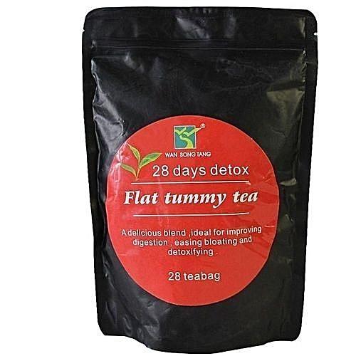 28 Days Detox Flat Tummy Tea - 28 Tea Bags