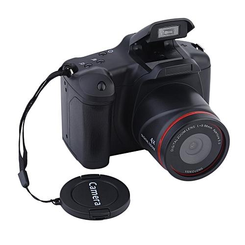 OR Portable HD Digital Medium/Long Focus SLR Camera Anti-Shake DV Camcorder-black