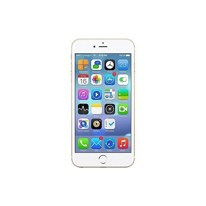 69be86f8f10 Apple IPhone 6 32GB Ios 8 Smartphone Gold Genuine Authentica   Jumia NG