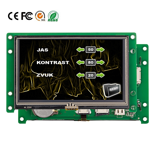 "4.3"" TFT LCD Monitor With Embedded System&Software"