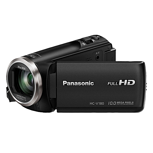 Panasonic HC-V180 Camcorder camera