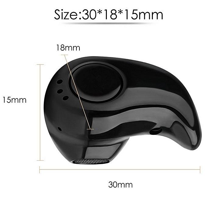 Generic Bluetooth Earphone Mini Wireless Earpiece Auriculare Cordless Headphone Blutooth Stereo