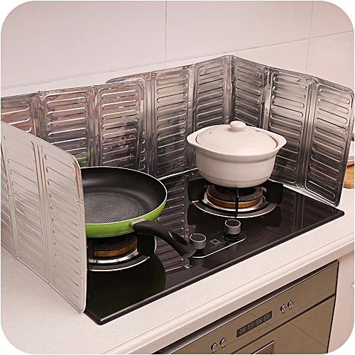 Kitchen Cooker Plate Deflector Plate Insulation Sheet Aluminum Insulation Cook