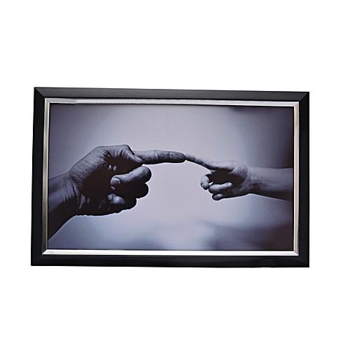 Hands Wall Art Frame