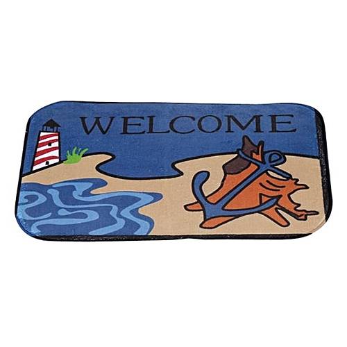 Dtrestocy Mat Outdoor Indoor Antiskid Decor Doormat