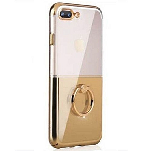 newest ba4c2 d4aa9 Iphone 6 Plus Fashion Case With Stand - Gold And Black