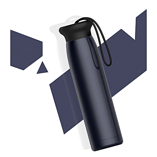 Fashion Hot Sports Water Bottle Cool Handle Stainless Steel Cup Insulated Mug