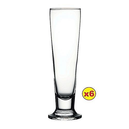Cin-Cin Beer Glassware - 6pcs