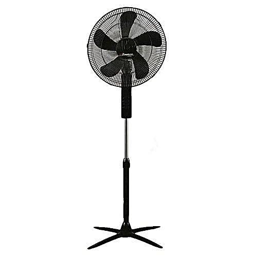 Standing Fan 16inch Black - 1656