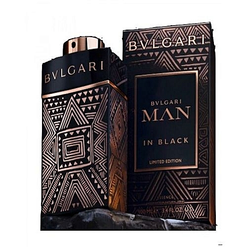 389201c054 Bvlgari Man In Black Essence Limited Edition EDP 100ML Perfume For ...