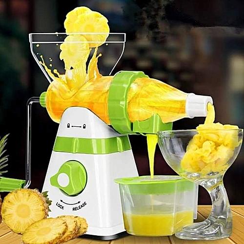 Multifunction Manual Fruit Veggies Maker/Blender