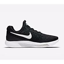 half off e627f ad6e2 Nike Men Lunarepic Low Flyknit 2 Black 863779-001
