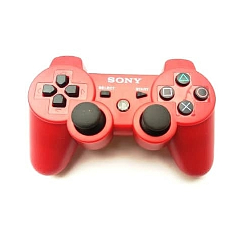 PS 3 GAME PAD -RED