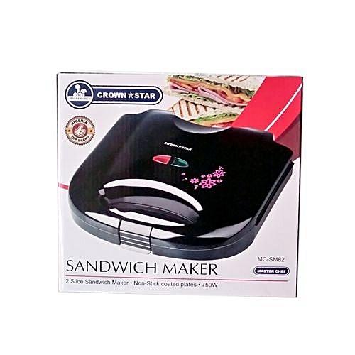 2 Slice Sandwich Maker/ Bread Toaster