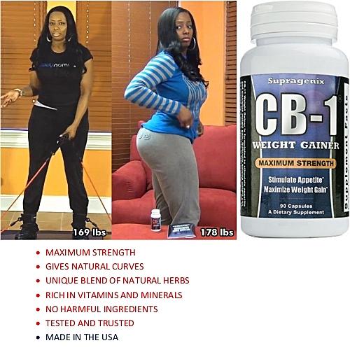 Cb 1 Weight Gainer 90 Capsules Bigger Butt Weight Gain Big Burst