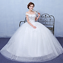 Wedding Dresses Classic Ball Gown-White for sale  Nigeria