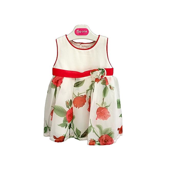 3c762461ad84 TopOne New Born Baby Girl Dress-0-4 Months Old   Jumia.com.ng