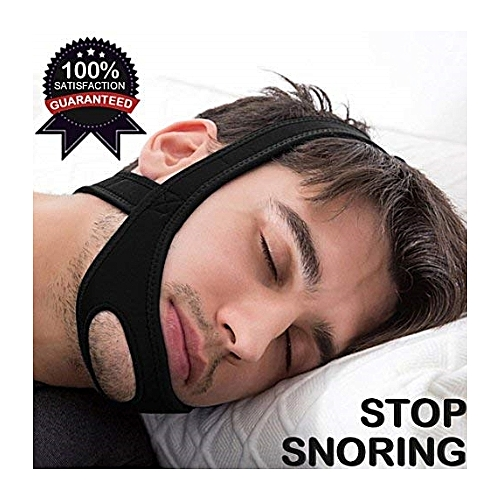 Snoring Solutions,Stop Snoring CPAP Chin Strap And Anti Snoring Solution