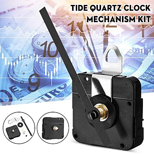 Tide Quartz Controlled Clock Movement Motor Mechanism 115mm Hands Fitting