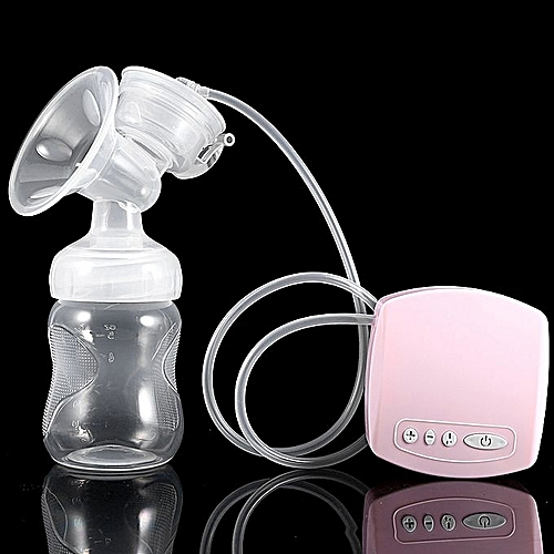 Electric Breast Pump Nursing Bottle