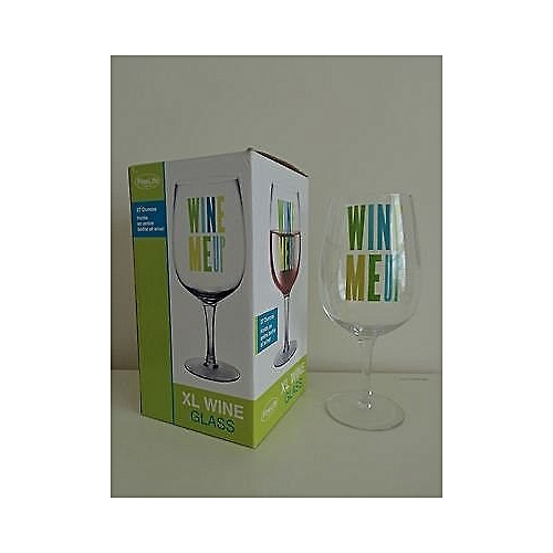 XL Large Wine Glass