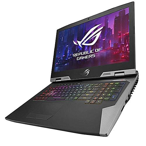"ROG G703GX-XS98K:Intel Core I9-8950HK,2.9GHz,512GB SSD X3/32gb,NVidia RTX 2080(8GB),Cam,144Hz Blth,Backlit,""17(1920x1080),Win10Pro-METALLIC COPPER + 32Gb Flash"