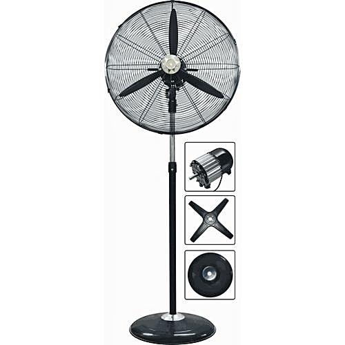 ORL 26 Inch Industrial Standing Fan Black
