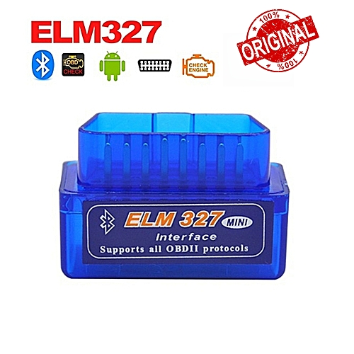 ELM327 OBDII OBD2 Bluetooth Car Diagnostic Scan Tool Auto EML327 OBD Car Scanner For Android Devices