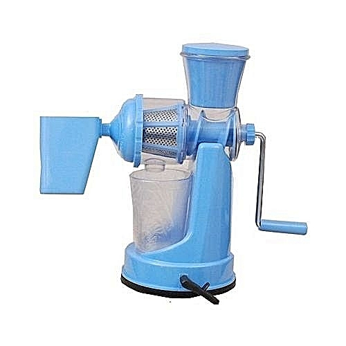 Manual Fruits Juicer + Waste Cup -