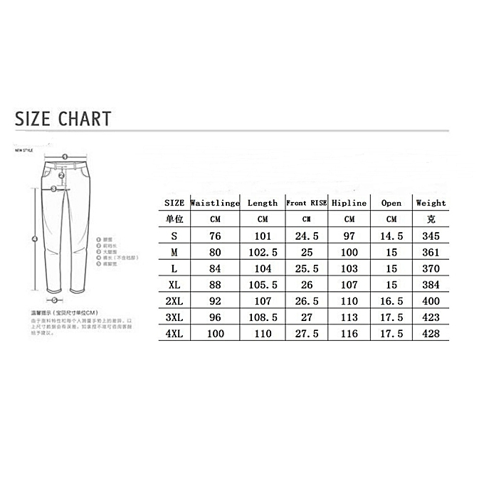 ec06ac02028 ... Men Feet Badge Jeans Men's Trends Knee Hole Zipper Feet Hole Denim  Trousers Jeans For Men