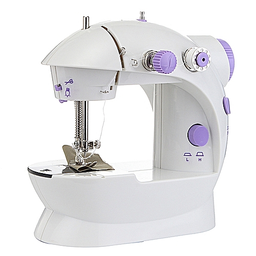 Multi-function Electric Mini Battery Small Sewing Machine