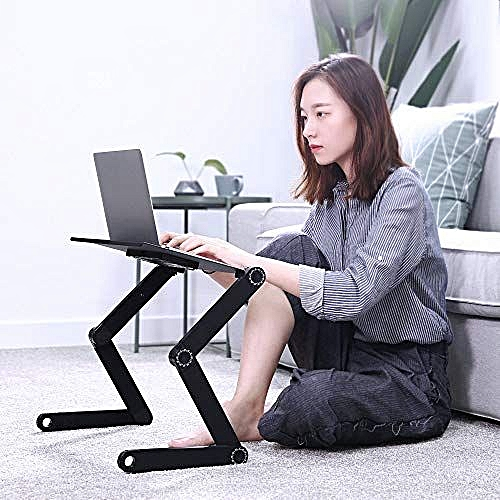 PORTABLE LAPTOP STAND ADJUSTABLE ERGONOMIC LAPTOP TABLE