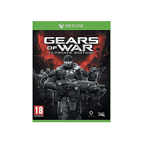 Gears Of War: Ultimate Edition - Xbox One