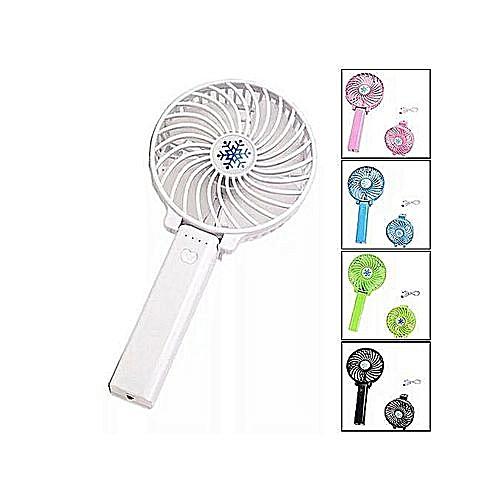 Rechargable Hand Fan